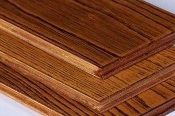 柞木体育地板市场交投升温 实木复合地板行情一般株洲